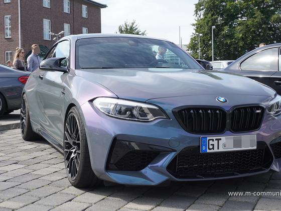 BMW Treffen Bielefeld 2019 im Lenkwerk