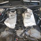 Drosselklappenstellmotoren ausgebaut