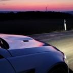 M3 im Sonnenuntergang