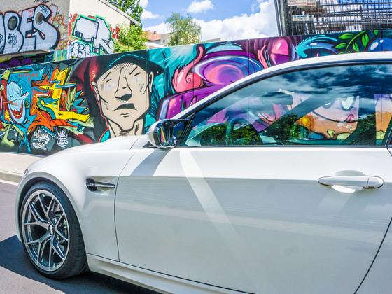 M3 Graffiti Seite